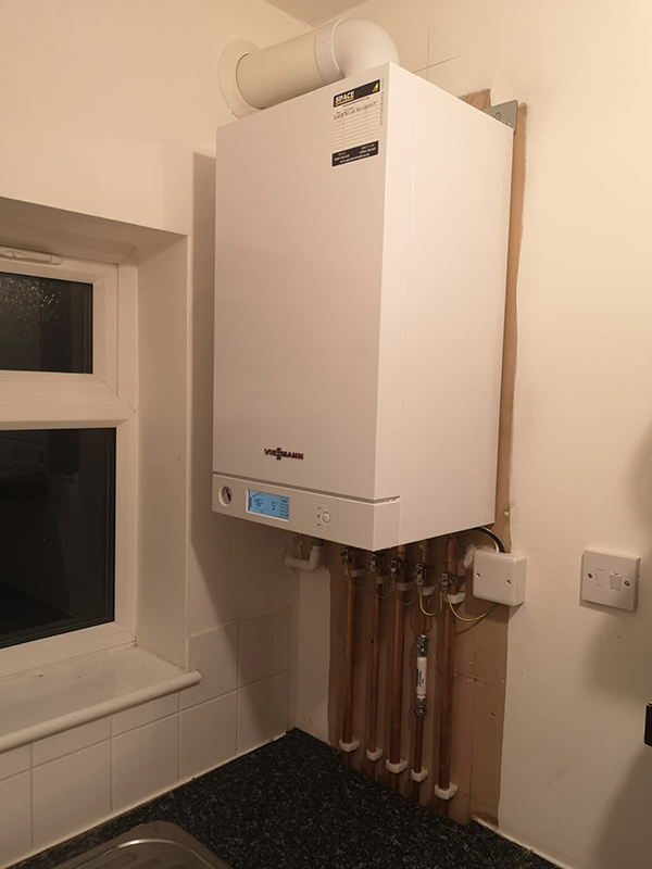 new boiler installation welwyn