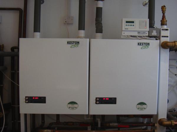 keston boilers installation